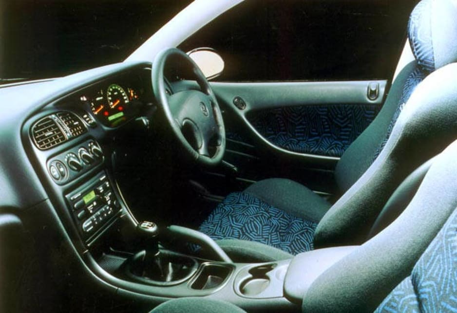 1997 Holden VT Commodore SS