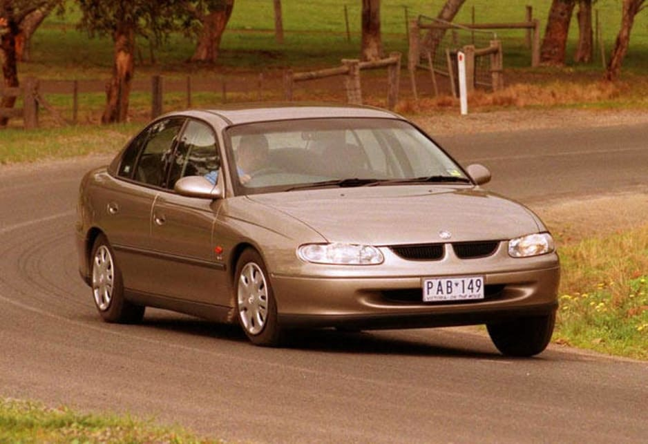 1998 Holden VT Commodore Acclaim