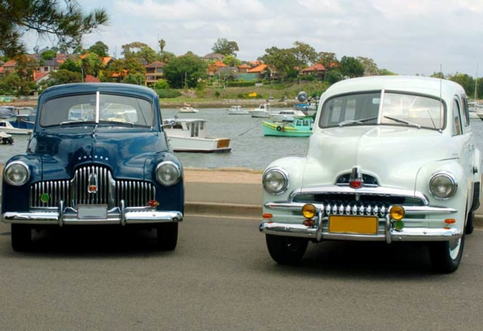 Used Holden Fj Review 1953 1956 Carsguide