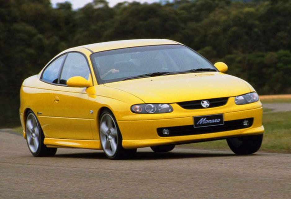 Used Holden Monaro review: 2001-2002 | CarsGuide