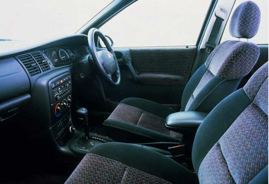 1997 Holden Vectra