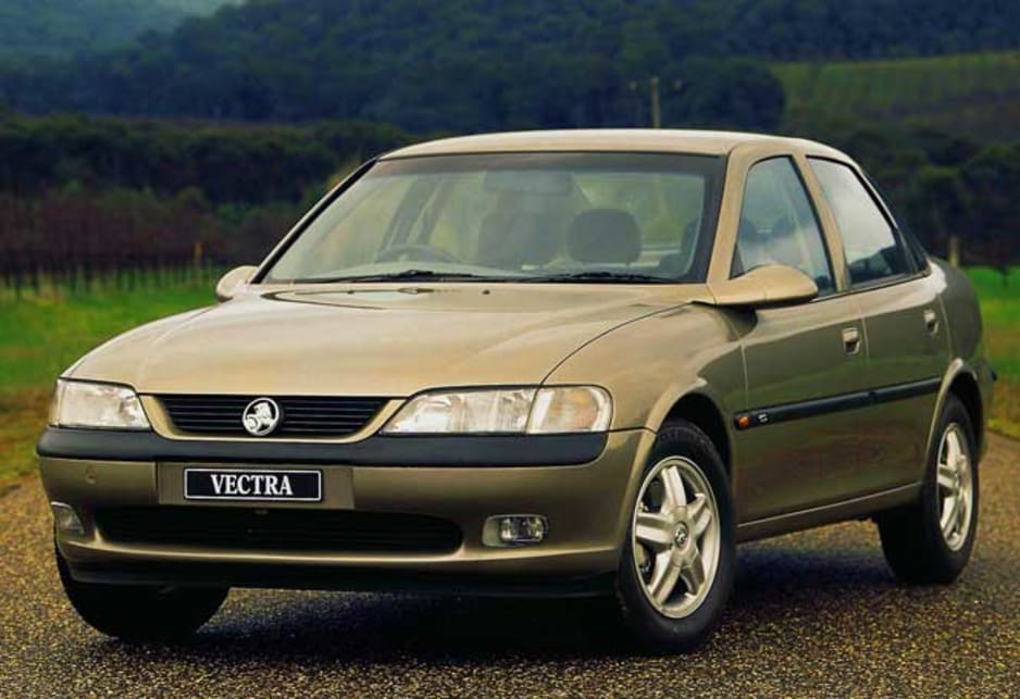 1998 Holden Vectra