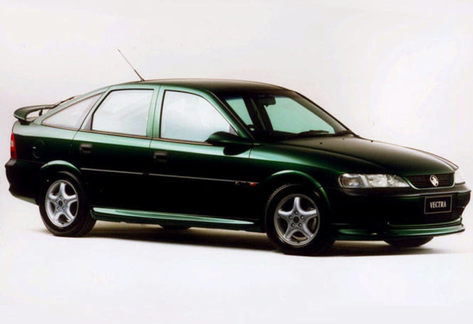 1997 Holden Vectra id