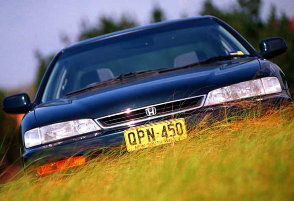 1997 Honda Accord VTi S