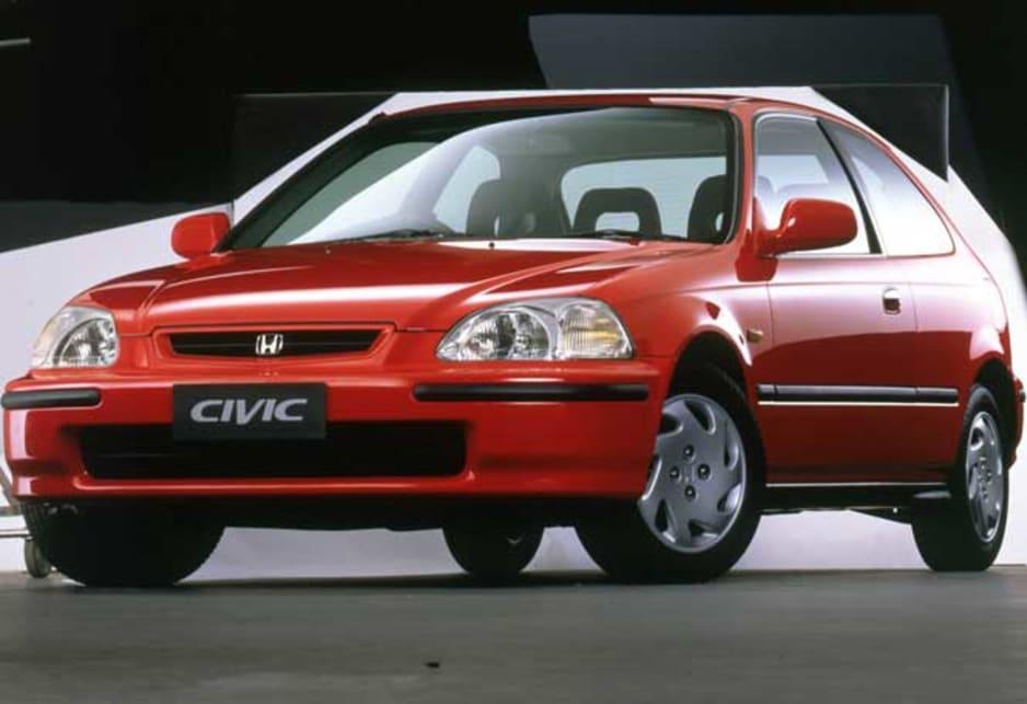 1995 Honda Civic Hatch