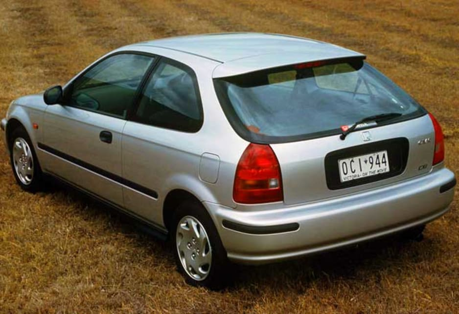 1997 Honda Civic CXi Hatch
