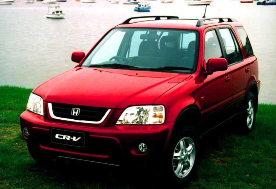 1999 Honda CR V