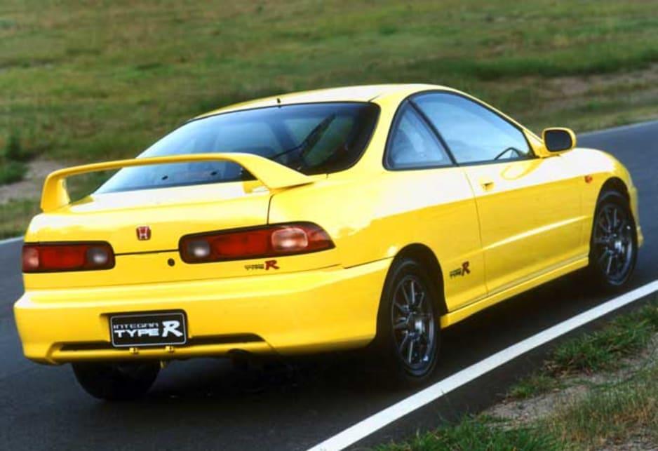 Used Honda Integra Review 1993 2001