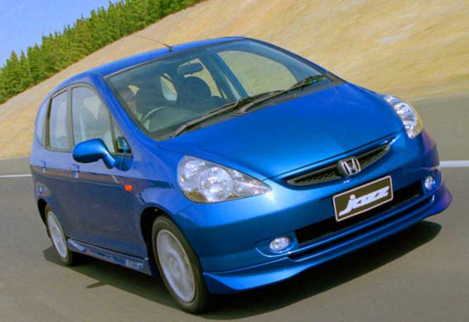 Used Honda Jazz Review 2002 2004 Carsguide