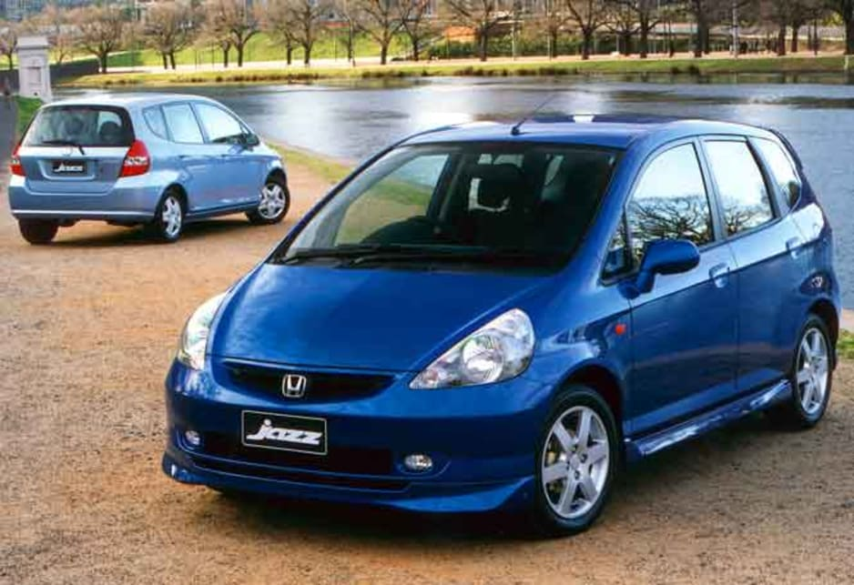 used honda jazz review 2002 2004 carsguide. Black Bedroom Furniture Sets. Home Design Ideas