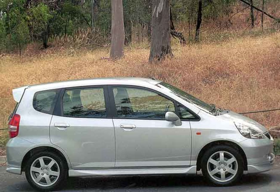 Used Honda Jazz review: 2002-2004   CarsGuide