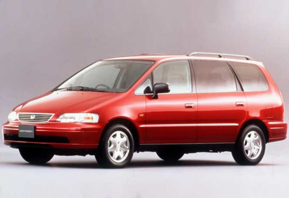 Nissan 8 Seater >> Used Honda Odyssey review: 1995-2000   CarsGuide