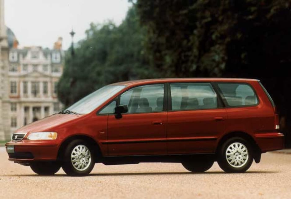Perfect 1998 Honda Odyssey