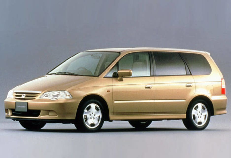 Honda Odyssey Used Car Review