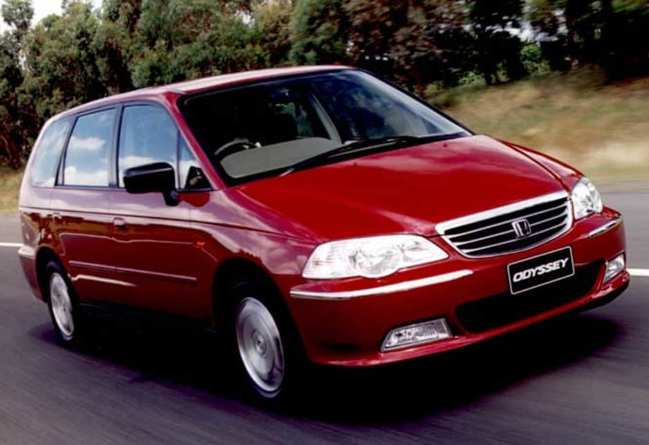 High Quality 2000 Honda Odyssey