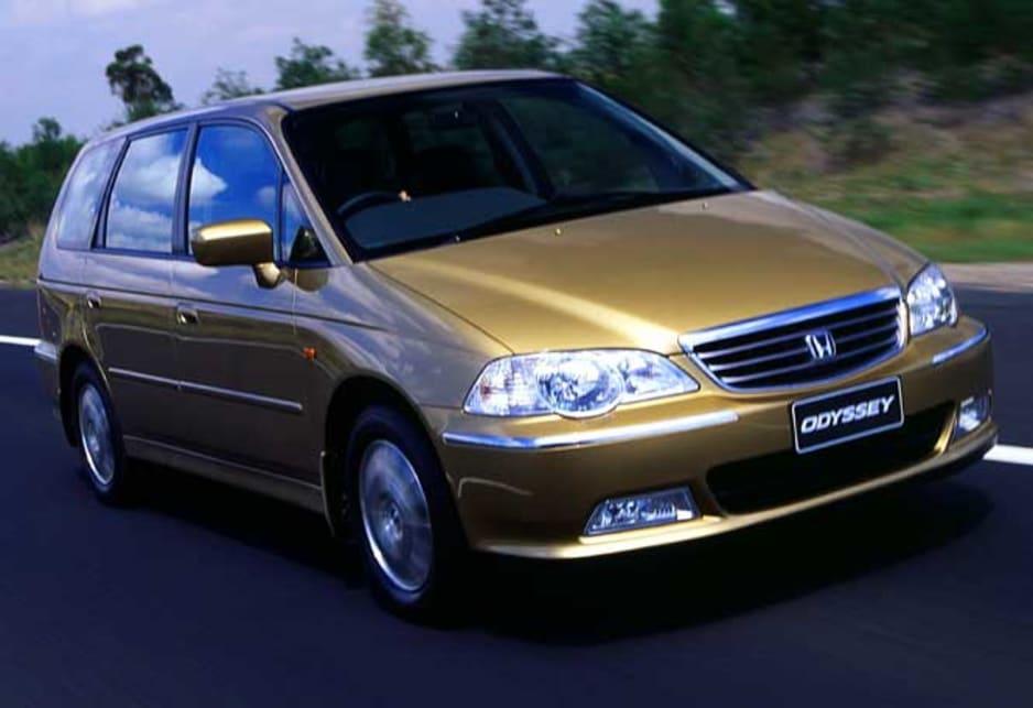 Good 2000 Honda Odyssey
