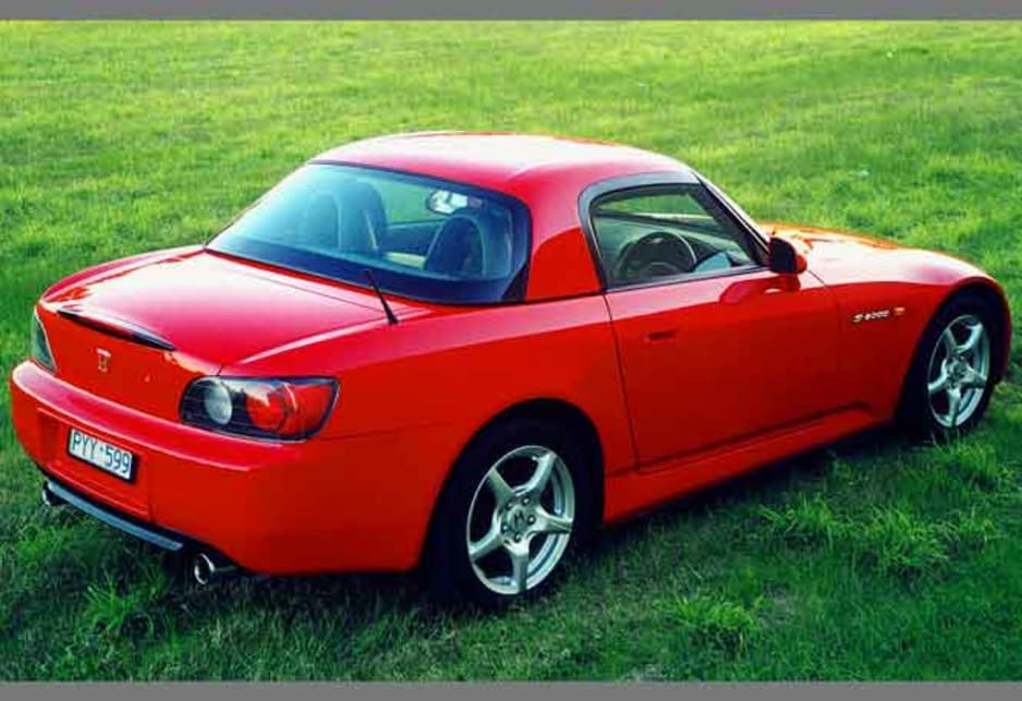Used Honda S2000 Review 1999 2002 Carsguide