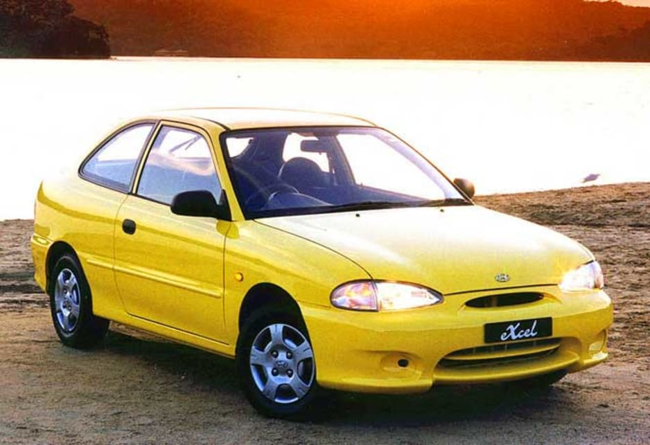 Used Hyundai Excel Review 1994 2000 Carsguide