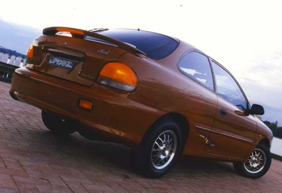 1999 hyundai excel