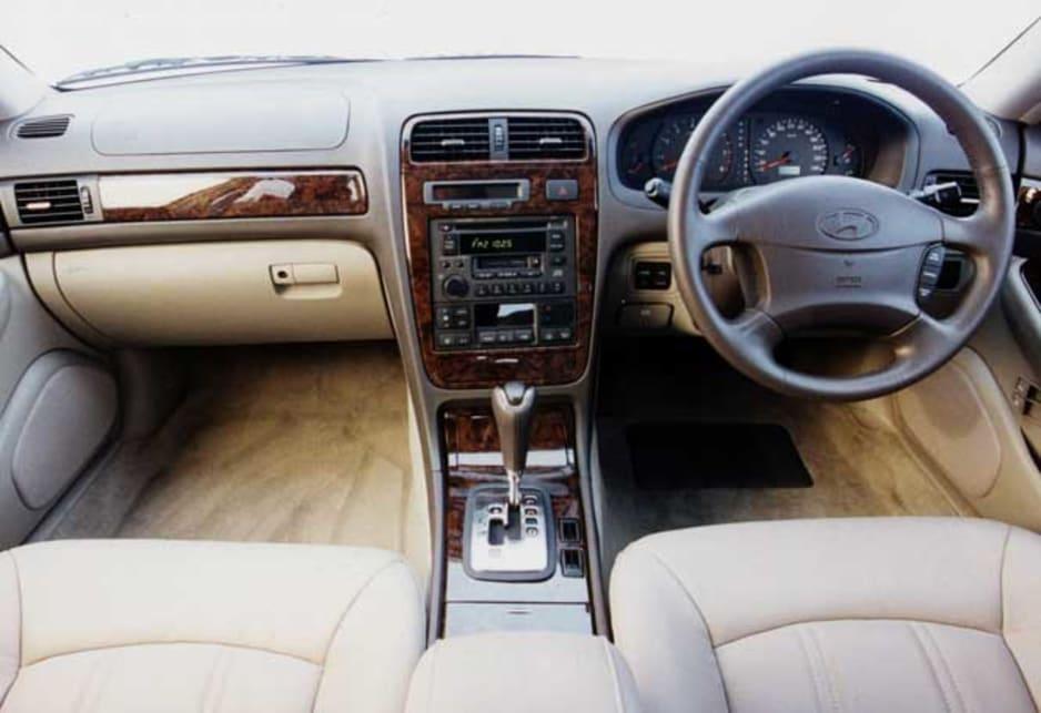 Hyundai grandeur 2000 problems
