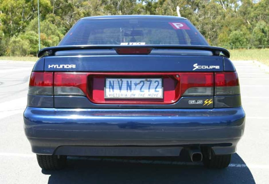 used hyundai s coupe review 1990 1996 carsguide. Black Bedroom Furniture Sets. Home Design Ideas