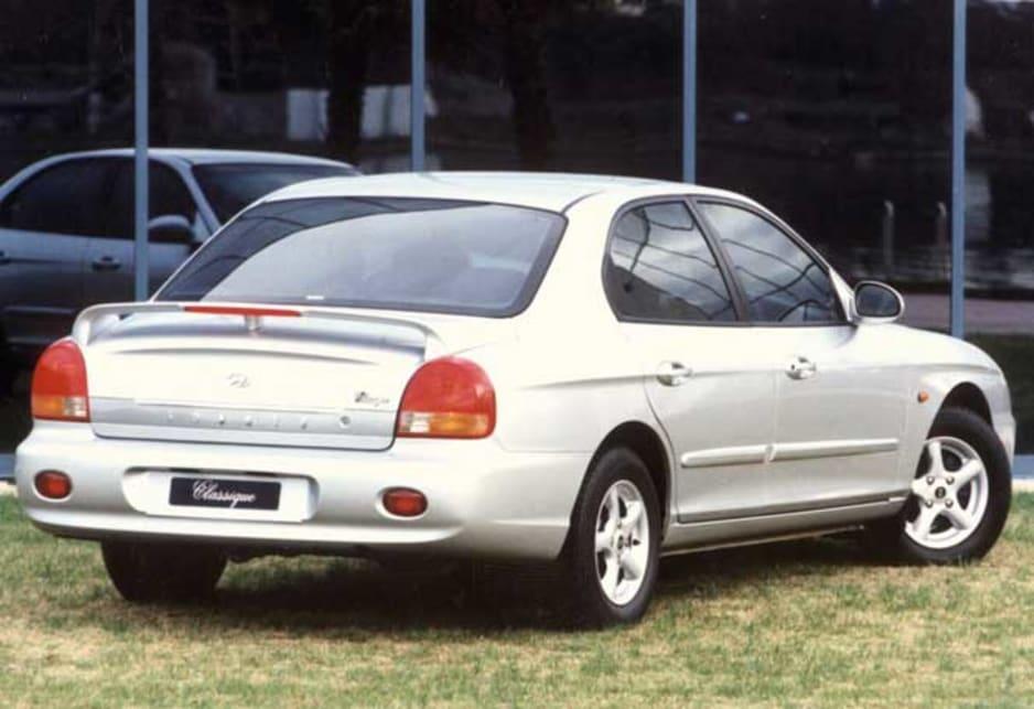 Used Hyundai Sonata Review 1998 2000