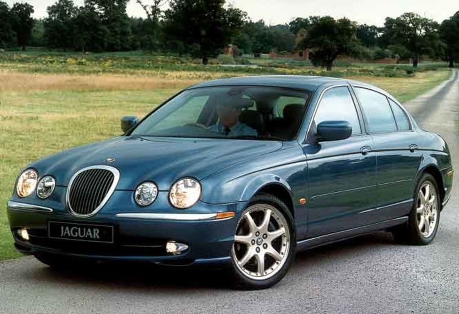 Jaguar s type 1999