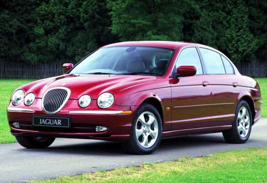 2002 Jaguar S Type