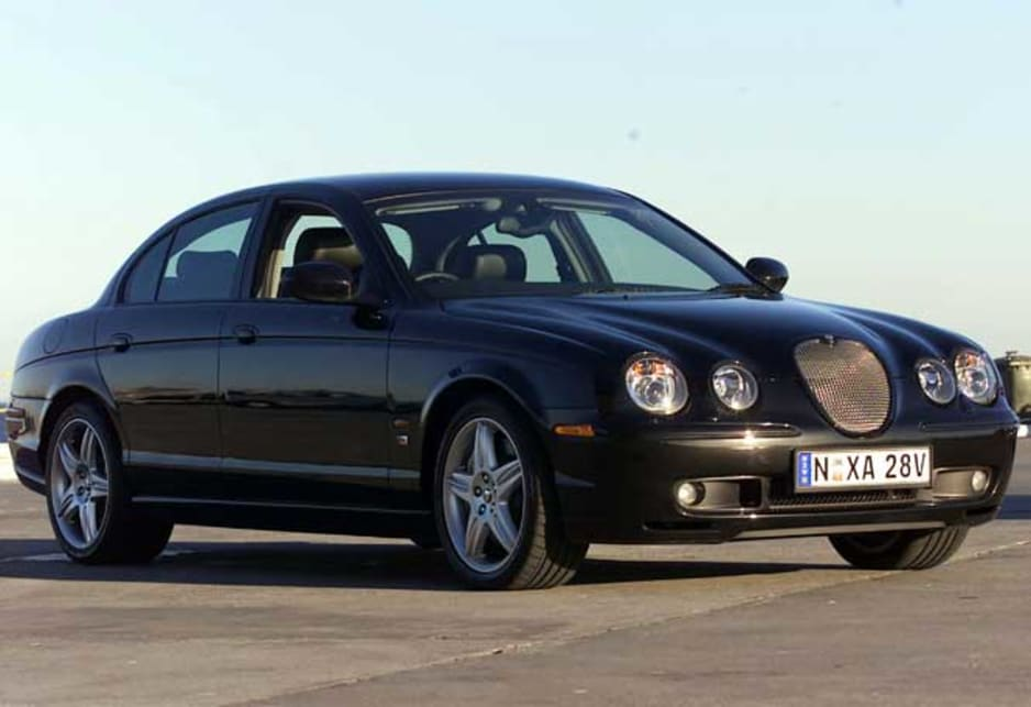 Delightful 2002 Jaguar S Type R