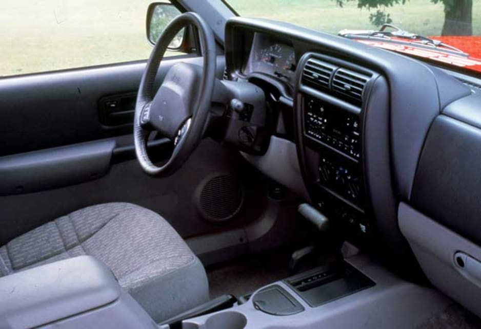 Used Jeep Cherokee Review 1994 2001 Carsguide