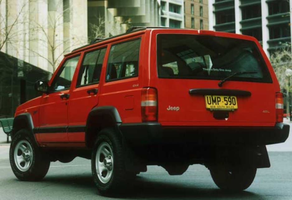 jeep cherokee xj 2 5l 4l service repair manual pdf