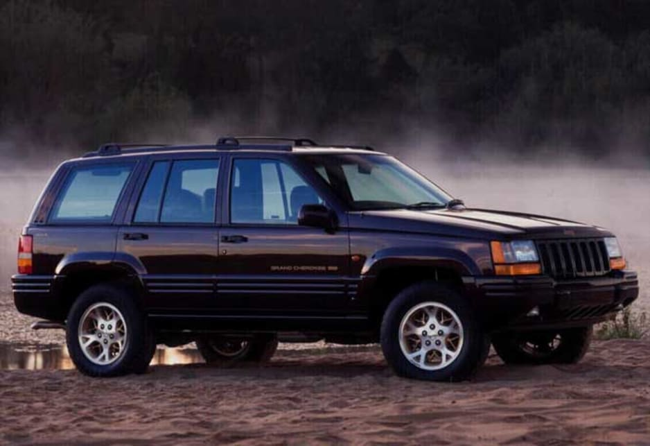 used jeep cherokee review 1994 2001 carsguide. Black Bedroom Furniture Sets. Home Design Ideas