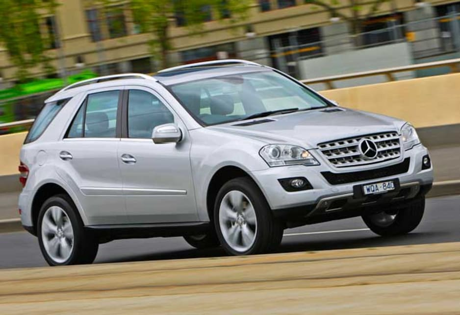 Mercedes-Benz M-Class 2009 Review | CarsGuide