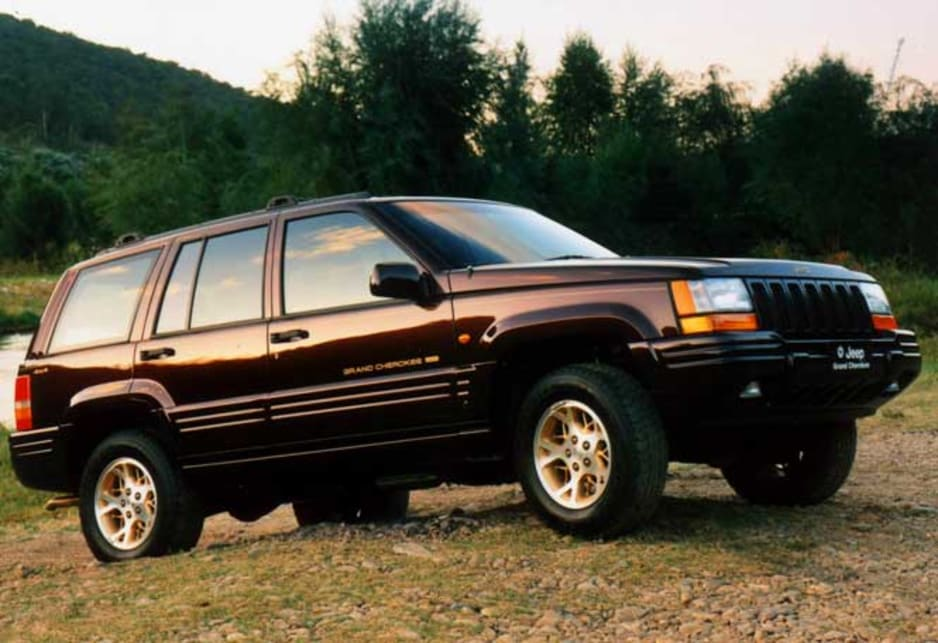 Great 1996 Jeep Grand Cherokee