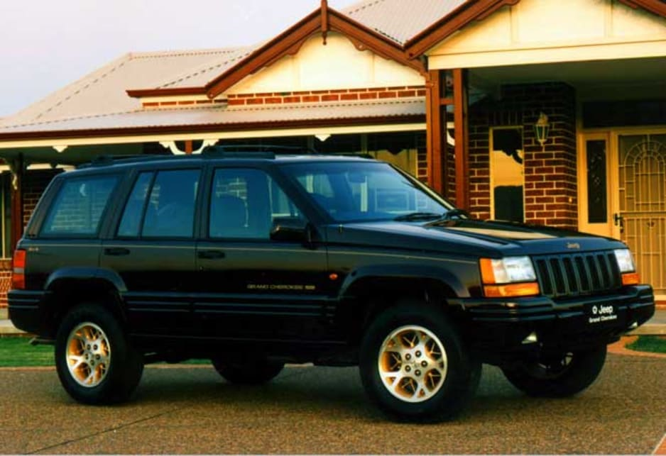 Superb 1996 Jeep Grand Cherokee