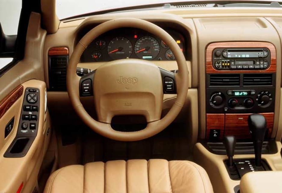 1998 Jeep Grand Cherokee Limited >> Used Jeep Grand Cherokee review: 1996-1999 | CarsGuide