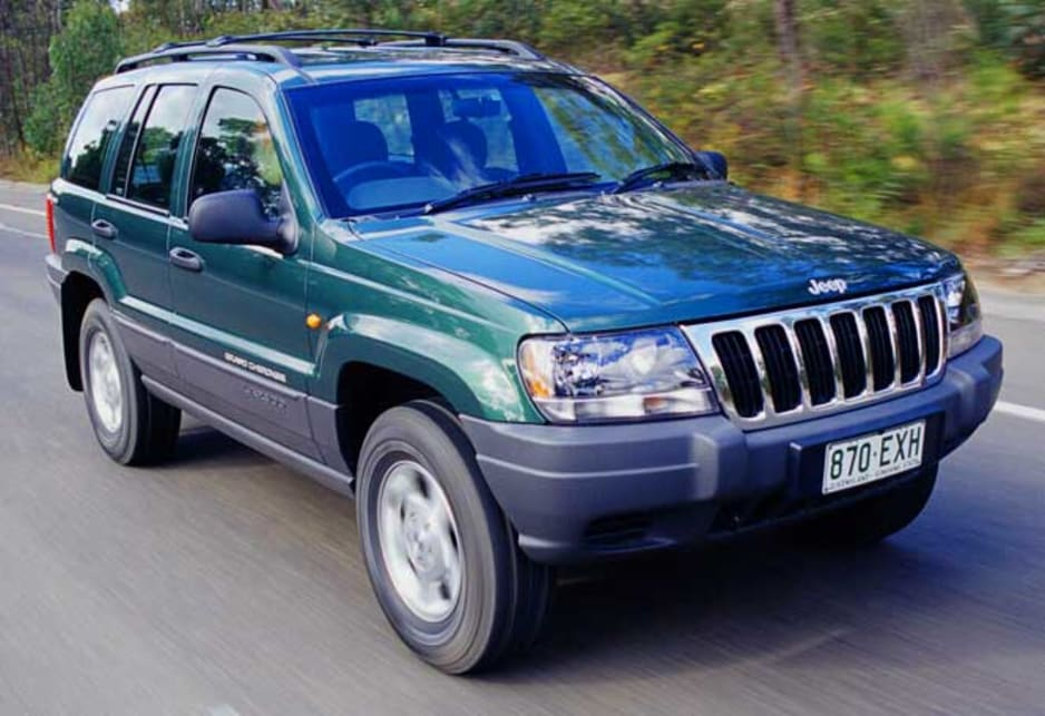 Used Jeep Grand Cherokee review: 1996-1999 | CarsGuide