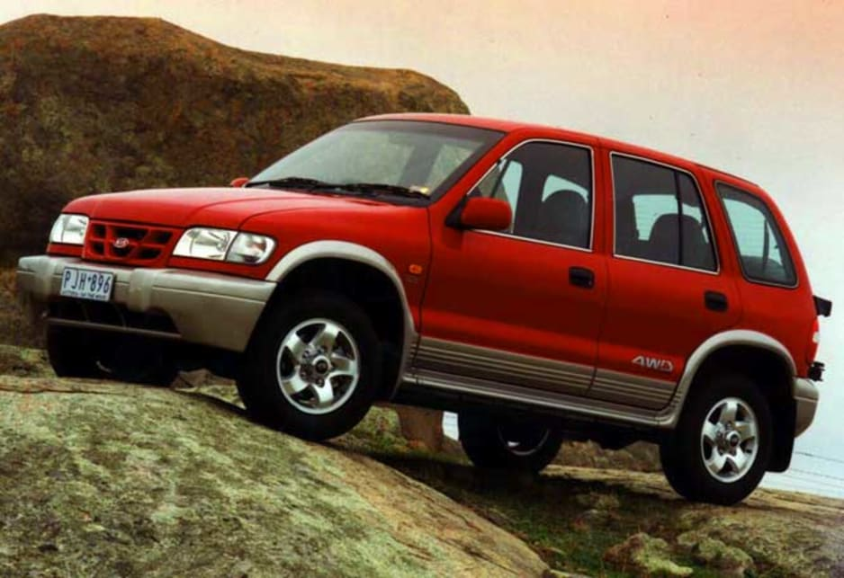 Used Kia Sportage review: 1996-1999 | CarsGuide