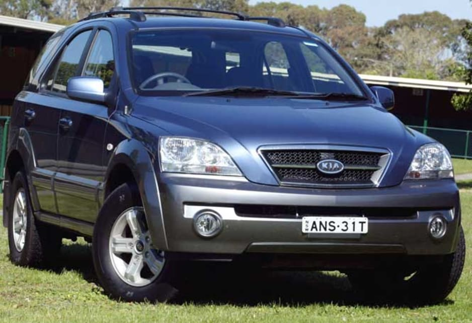 Used Kia Sorento Review 2003 2005 Carsguide