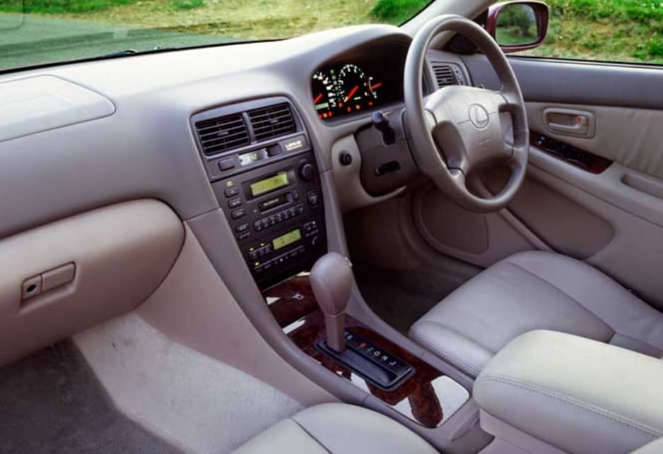 used lexus es300 review 19922001 carsguide