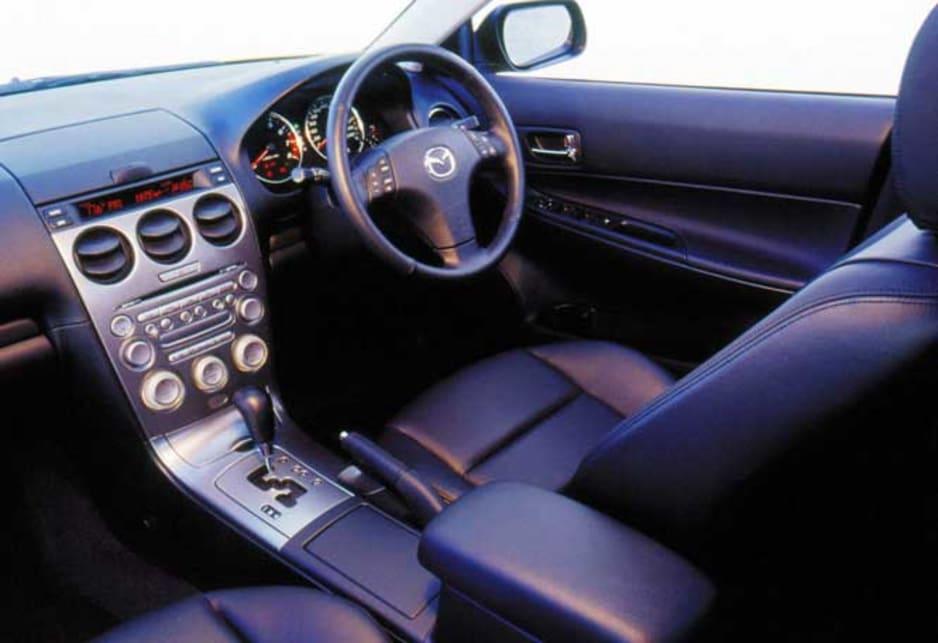 2002 Mazda6 Luxury