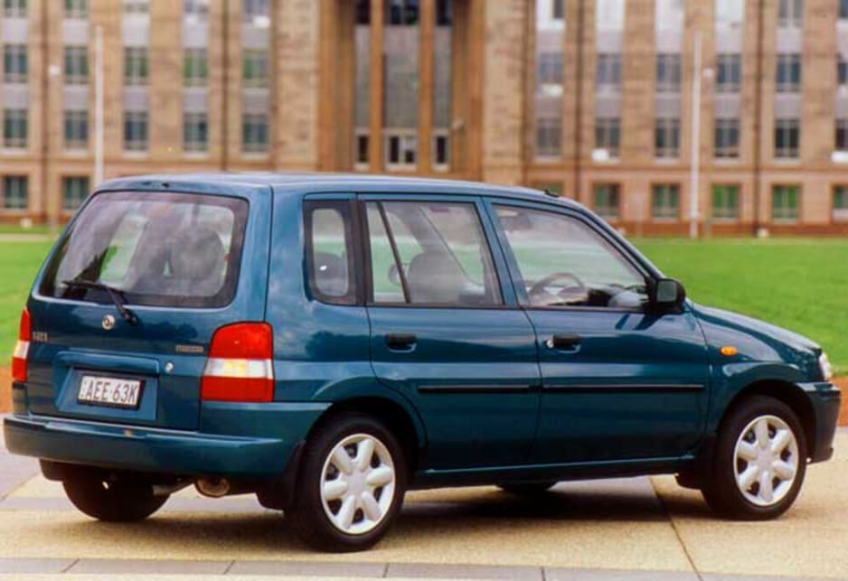 Used Mazda 121 review: 1996-2002 | CarsGuide