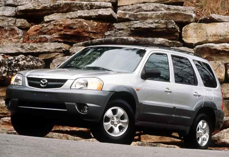 Used Mazda Tribute review: 2001-2003 | CarsGuide