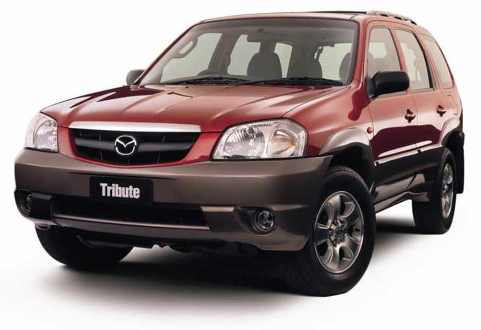 Used Mazda Tribute Review 2001 2003 Carsguide