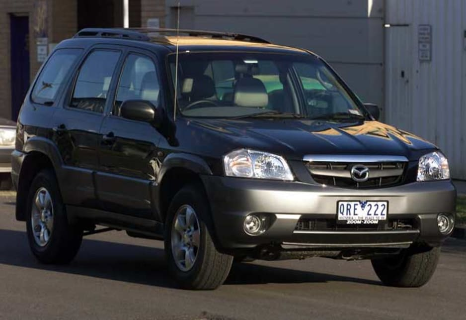 Car Reviews Mazda Tribute