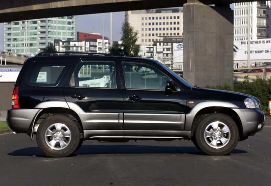 used mazda tribute review 2001 2003 carsguide. Black Bedroom Furniture Sets. Home Design Ideas