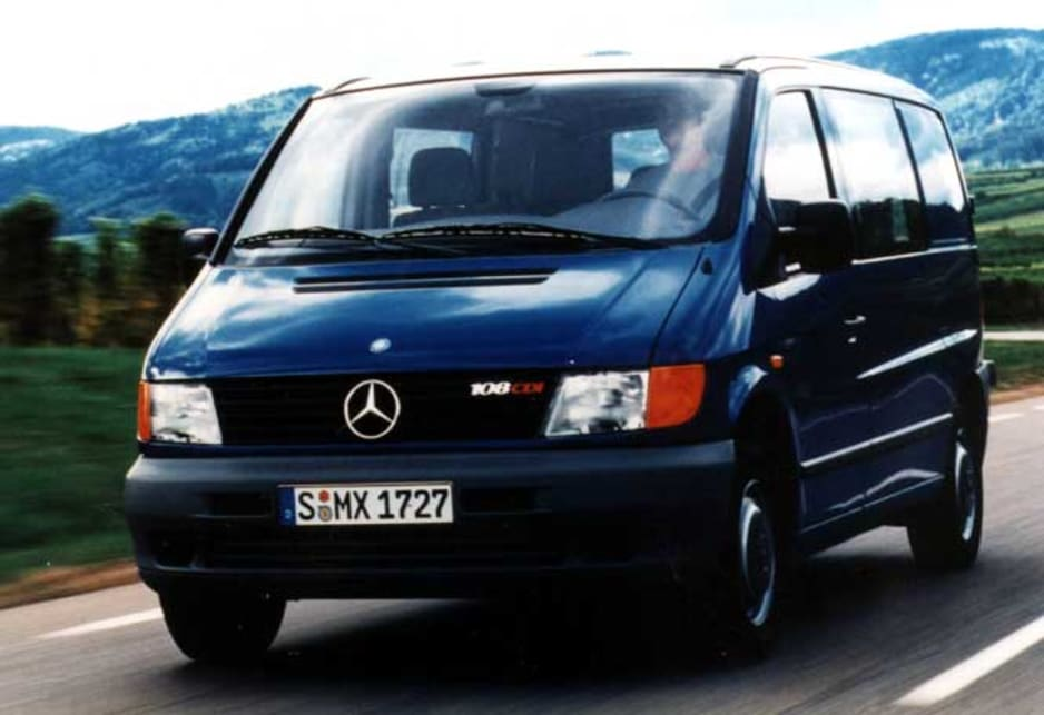 acebc73730 Used Mercedes-Benz Vito review  1998-2004