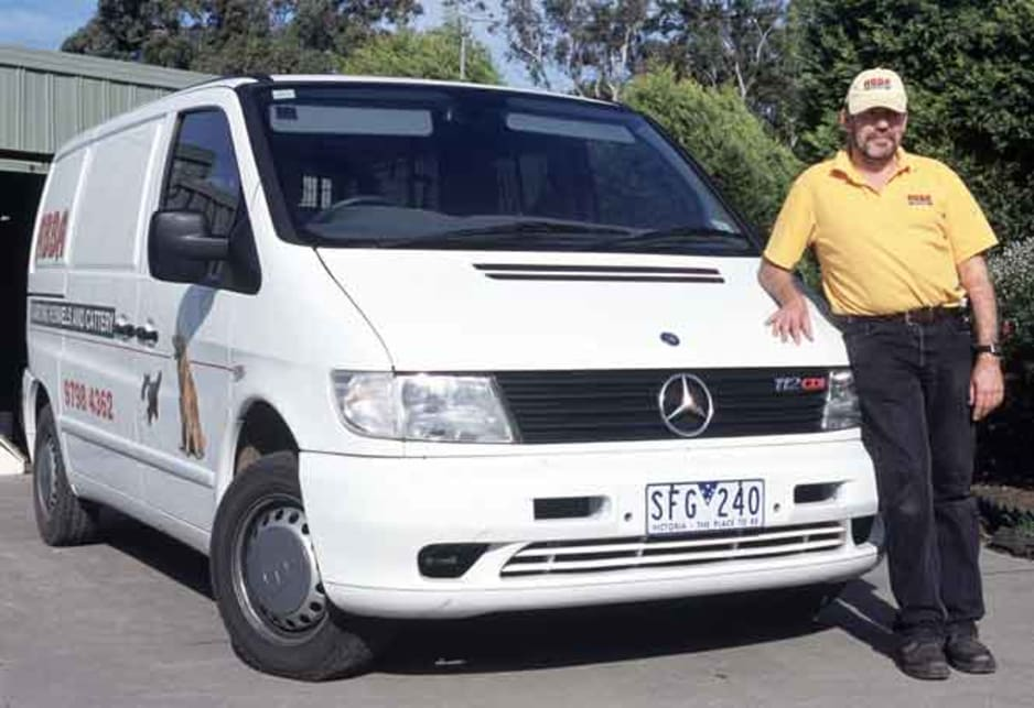 Used MercedesBenz Vito review 19982004  CarsGuide