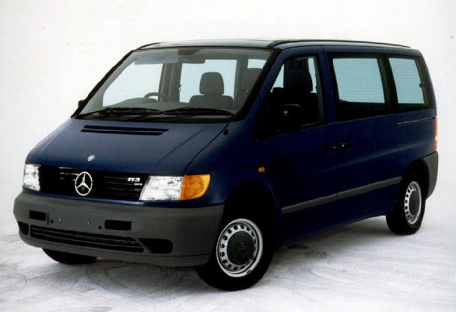 Used Mercedes Benz Vito Review 1998 2004 Carsguide