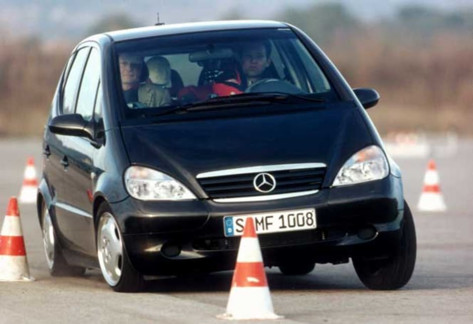 Used Mercedes Benz A Class Review 1998 2003 Carsguide